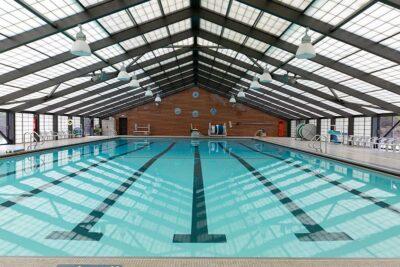 Patton Pool at Masonic Village in Elizabethtown, PA