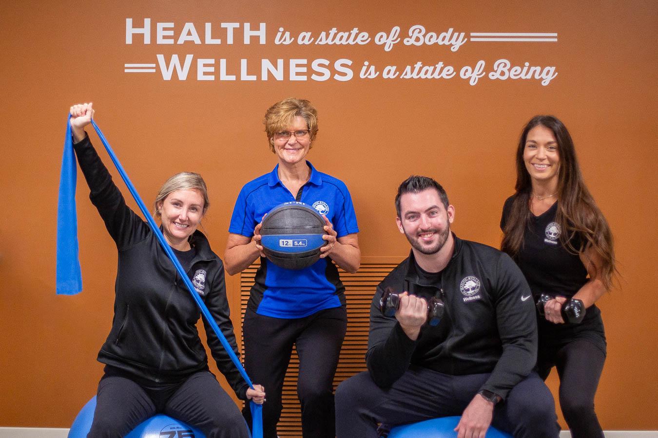 Baird Wellness Center - Meet the team